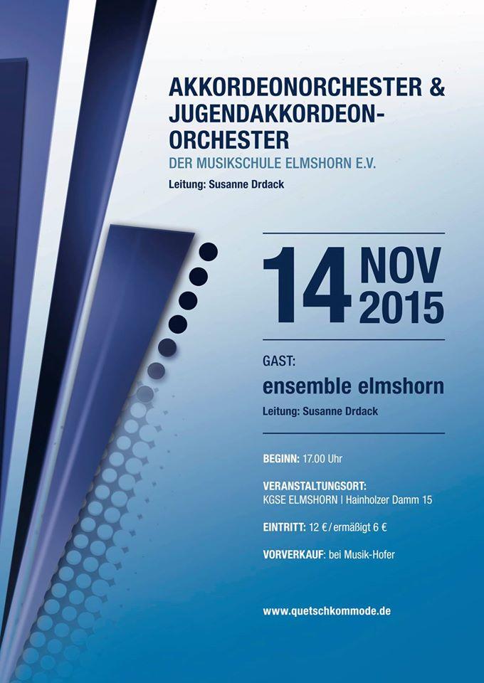 Akkordeon Orchester Akkordeon Orchester der Musikschule ElmshornMusikschule Elmshorn