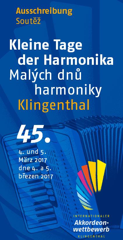 45. Kleine Tage der Harmonika