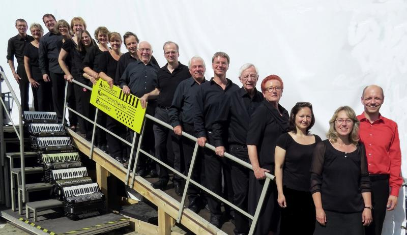Akkordeon Kammerorchester Hannover