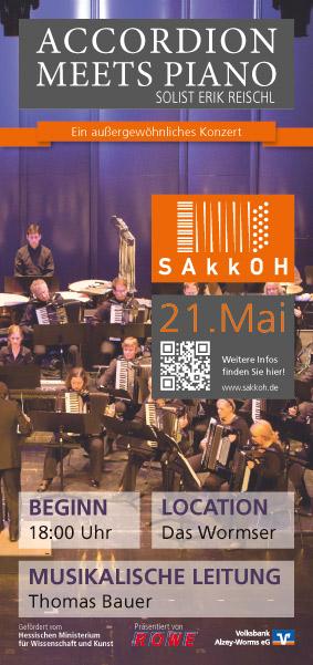 Sinfonisches Akkordeon Orchester Hessen