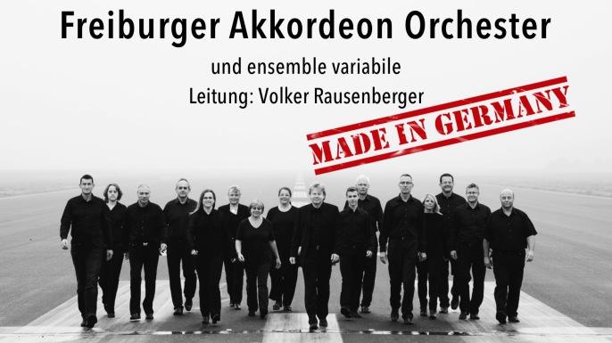 Freiburger Akkordeon Orchester