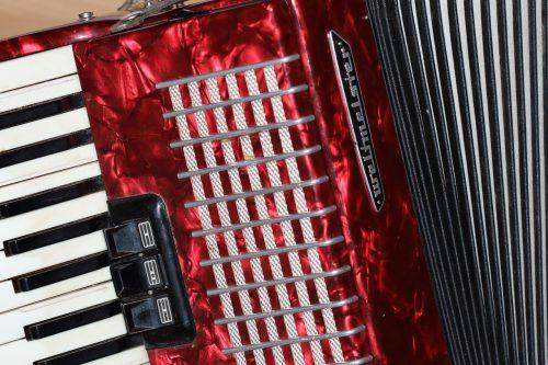 Music Musical Instrument Accordion Polka