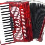 Scarlatti-72-Bass-Akkordeon-Rot-0