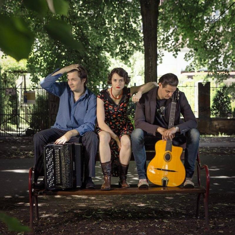 Swing Trio Ohrenblumen