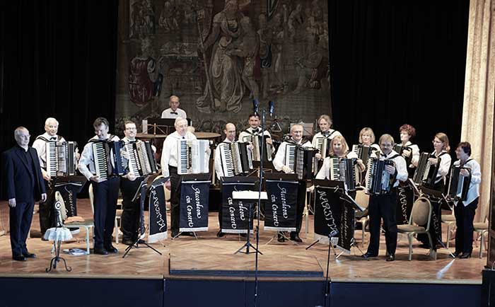 Accordeon in Concert