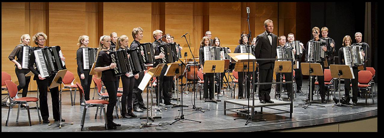 Akkordeon-Orchesters der KulturStadt Leverkusen