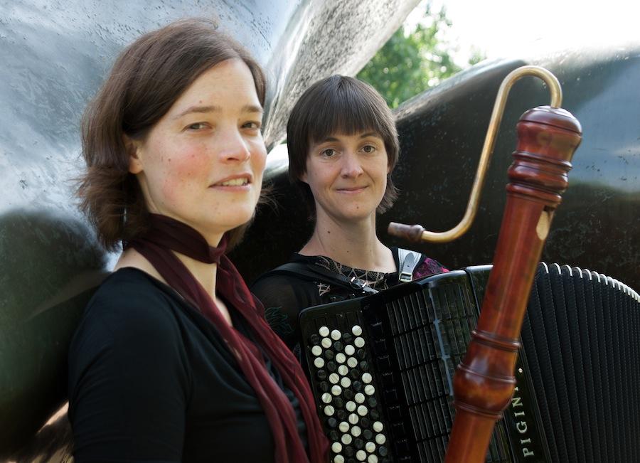 Windspiel - Duo für Neue Musik