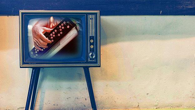 Fernseh und Radio Termine Akkordeon