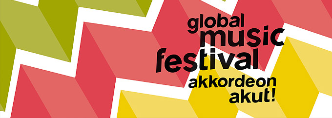 Global music festival - akkordeon akut!