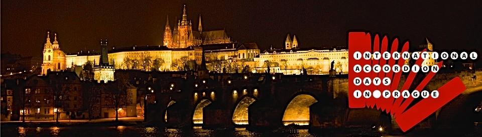 Internationale Akkordeontage 2016 in Prag