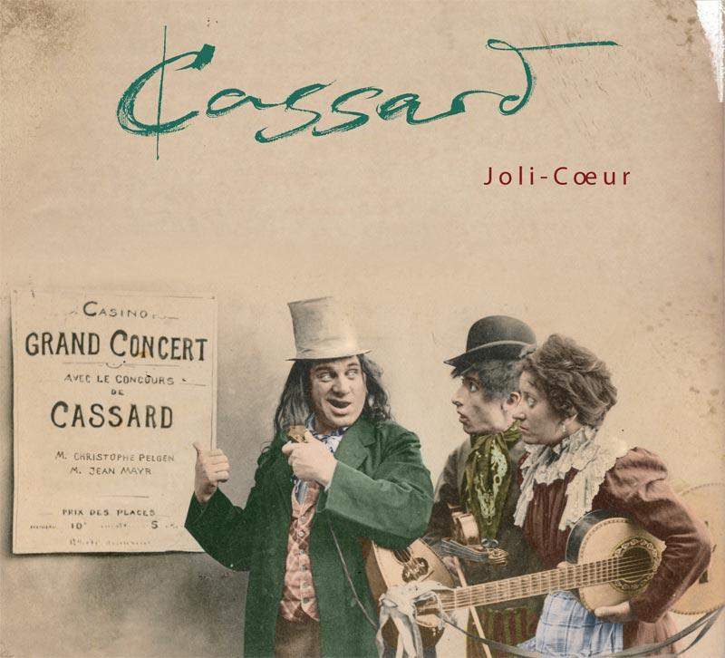 CD Jolie Coeur- Duo Cassard
