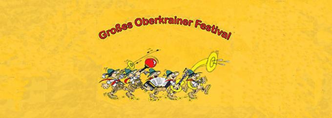 Ruhpolding: Großes Oberkrainer Festival 2013