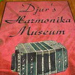 Djurs Harmonika Museum in Dänemark