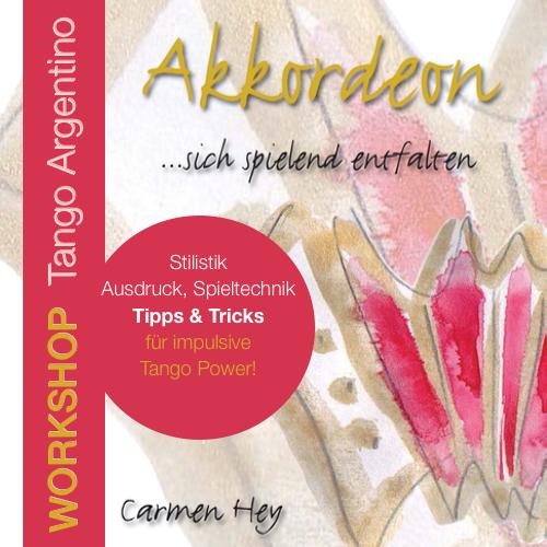 Akkordeon Workshop: TANGO ARGENTINO